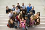 Junge Menschen